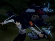 Hibari derrota a Gola Moska HD