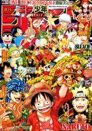 Shonen Jump 2012 Issue 03-04
