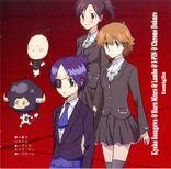 "Character Album SONG ""RED"" ~FAMIGLIA~ lambo i-pin haru kyoko y chrome - Tatta Latta"