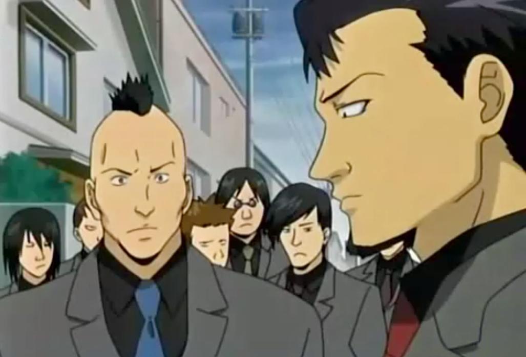 Tsunayoshi Sawada & Futa vs. Todd Famiglia Members