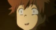 OVA Scared Tsuna