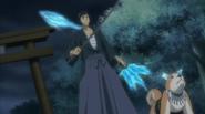 Yamamoto With Kojirou And Jirou