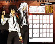 2012 calendar tabletop oct