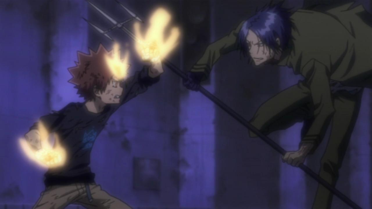 Tsunayoshi Sawada vs. Mukuro Rokudo