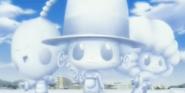 OVA Snow Statues