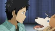 Yama Bids Farewell To Jiro & kojiro