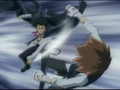 Xanxus Punched Tsuna
