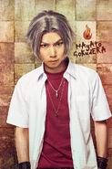 Stageplay Gokudera Hayato