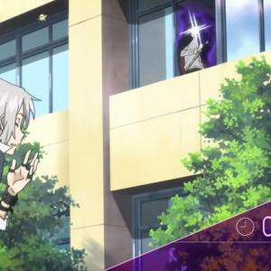 Hibari and Gokudera RebornxDlive 24H.png