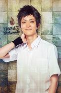 Stageplay Yamamoto Takeshi