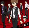Album famiglia song red