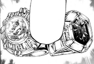 Vongola and Simon ring