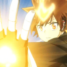 Tsuna In Funny Sunny Day.PNG
