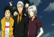The Gang in Future Arc