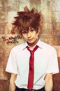 Stageplay Sawada Tsunayoshi