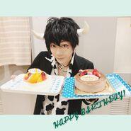Kimeru birthday 1