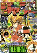 Shonen Jump 2011 Issue 38