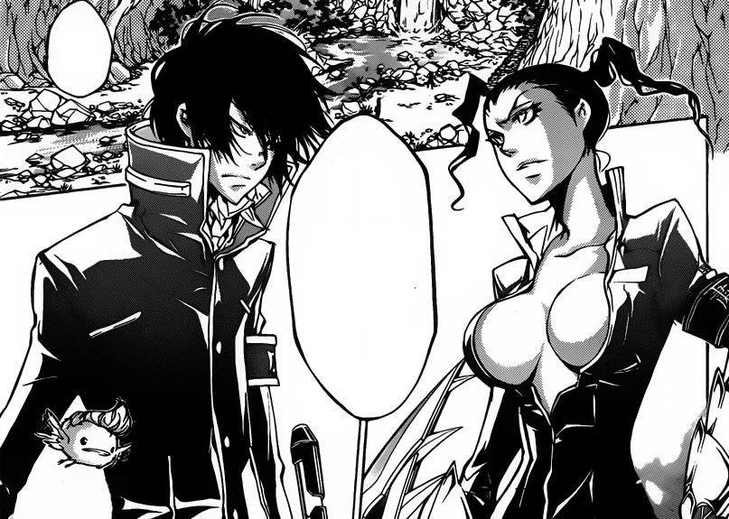 Kyoya Hibari vs. Adelheid Suzuki