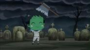 The Merry Zombie