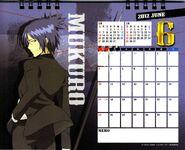 2012 calendar tabletop jun