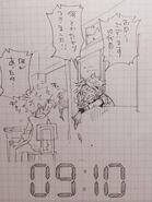 Rebo to DLIVE Tsuna, Gokudera, Hibari