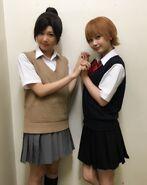 Stage 1 kyoko & haru