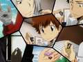 Vongola Guardians getting Vongola Rings