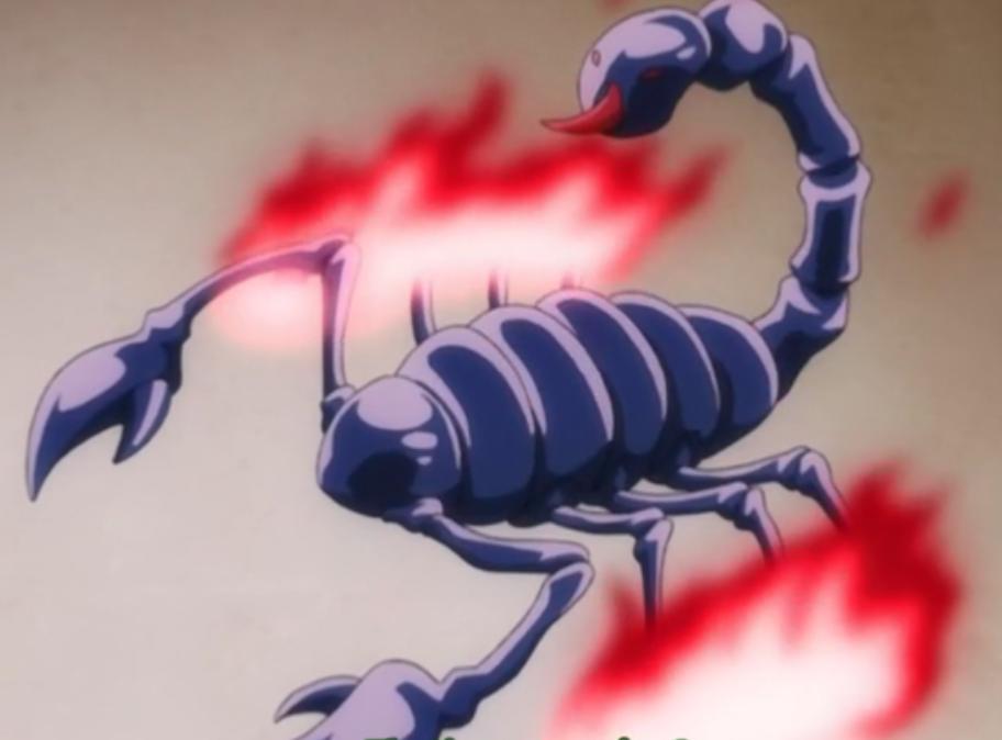 Escorpiones de la Tormenta