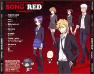 RED - famiglia back cover