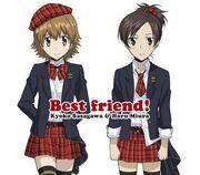 Characters Songs Best Friend! Burning Prayer 1.jpg