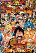 Shonen Jump 2012 Issue 21-22