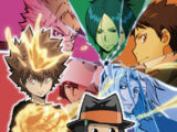 Katekyō Hitman Reborn! Original Soundtrack Target 2