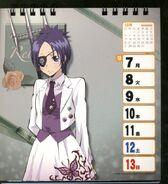 2009-2010 weekly calendar Dec 7
