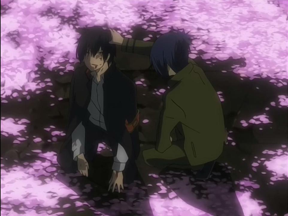 Kyoya Hibari vs. Mukuro Rokudo