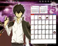 2011 calendar tabletop May