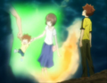 Young Tsuna & His Mother