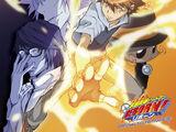 Katekyō Hitman Reborn! Original Soundtrack Target 3