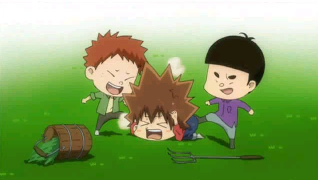 Monster Tamer Tsuna!