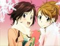 Kyoko & Haru Winter