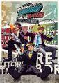 Secret bullet stage poster