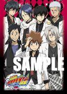 CCG Tsuna and the Six Guardians sleeve collection