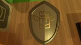 Quest Shield Metal