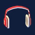 Notes Headphones (Psy)