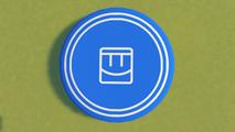 Frisbee Team Blue