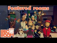Rec Room - Featured Rooms (Community Builds) - Week of Apr 27th