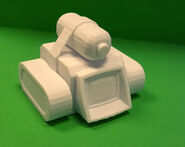 Mousebot 3d printed