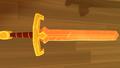 Quest Sword Orange