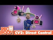 CV2 Direct Control