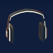 Notes Headphones (Neon Void)