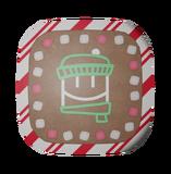 Gingerbread Shield - Render